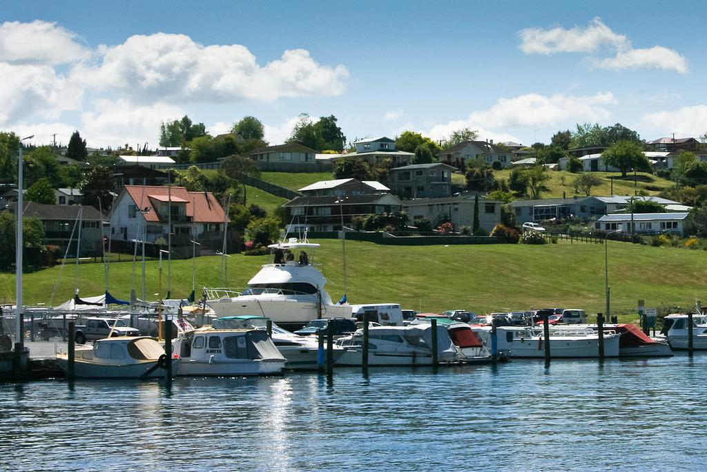 Lake Taupo Marina